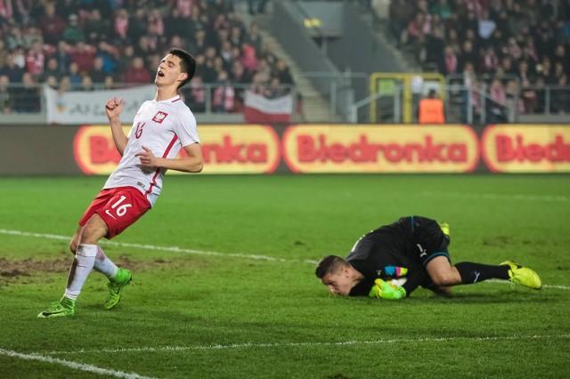 Bartosz Kapustka jest rozczarowany po występie na Euro U-21