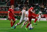 Polska - Rosja 1.06.2021 r. Nie było Roberta Lewandowskiego, to gola strzelił Jakub Świerczok! Remis Polski z Rosją [zdjęcia]