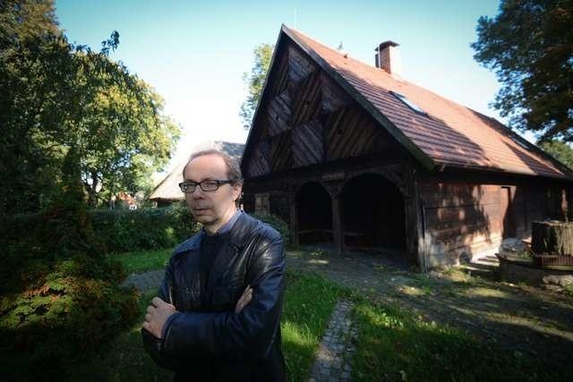 Hubert Czachowski i DamrokaMuzeum Etnograficzne