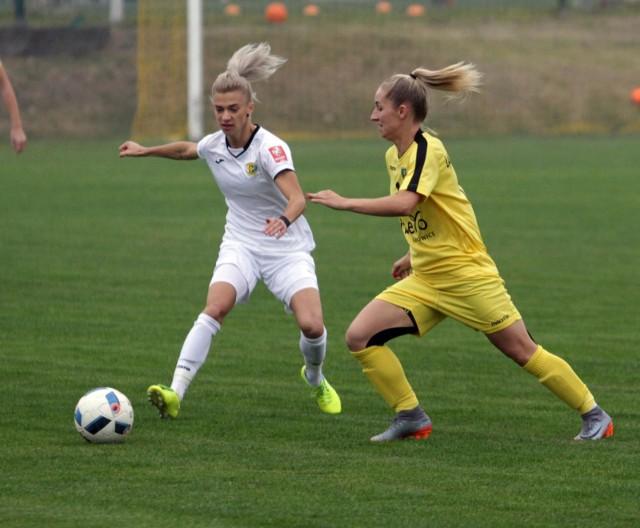 W 9. kolejce piłkarskiej Ekstraklasy kobiet Czarni Sosnowiec zmierzyły się z rywalem zza miedzy GKS-em Katowice