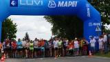 Zawodnicy rywalizowali na nowej trasie podczas 29. Biegu Jezior na Pojezierzu Łęczyńsko-Włodawskim
