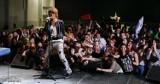 Konwent miłośników anime i gwiazda z Japonii na stadionie