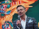 Krzysztof Ibisz w łódzkiej Manufakturze. Trwa Manufaktura Fashion Week  ZDJĘCIA