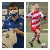 Piłkarska para z Finlandii gra na Podkarpaciu - poznajcie Elin Lindstroem i Albina Granlunda [GALERIA]