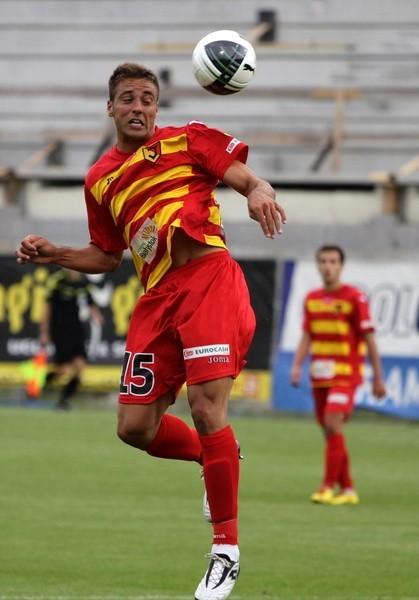 Thiago Rangel Cionek jest uważany jest za jednego z najlepszych środkowych obrońców Ekstraklasy.