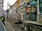 Rozpoczęły się prace przy przebudowie ul. Staromiejskiej w Opolu. To kontynuacja remontów w ścisłym śródmieściu