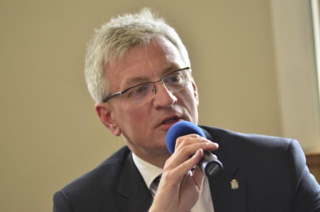 Prezydent Jaśkowiak przestrzega przed braniem rewanżu na Grobelnym