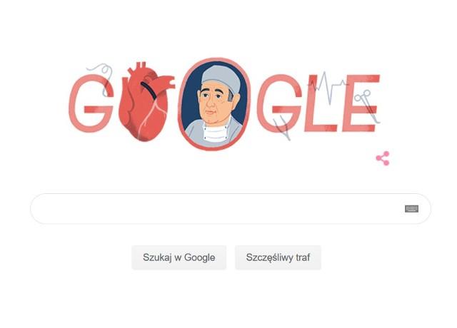 Dr René Favaloro, sprawdź kim był i dlaczego jest bohaterem Google Doodle 12 lipca 2019
