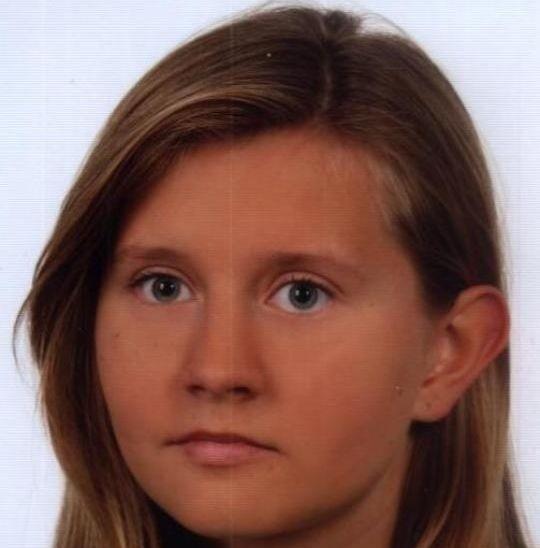 Zaginęła 17-letnia Marta Sieńkowska. Wyszła nocą z domu w piżamie i klapkach