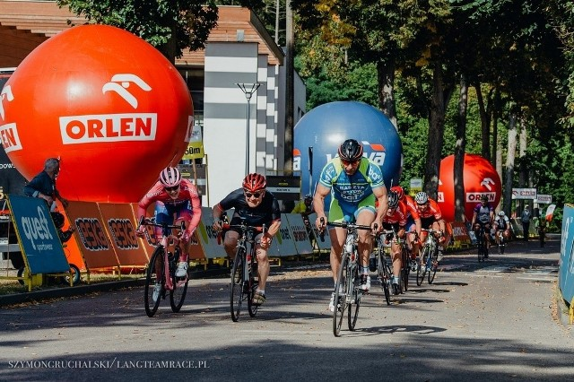 ORLEN Tour de Pologne Amatorów Memoriał Ryszarda Szurkowskiego w Arłamowie