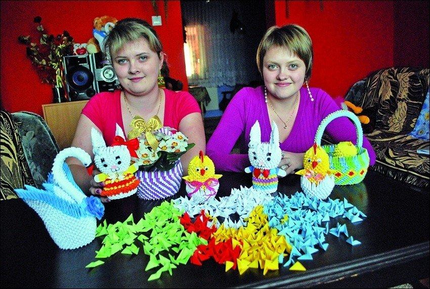 Jajka Origami Na święta Tygodnik Ostrołęcki