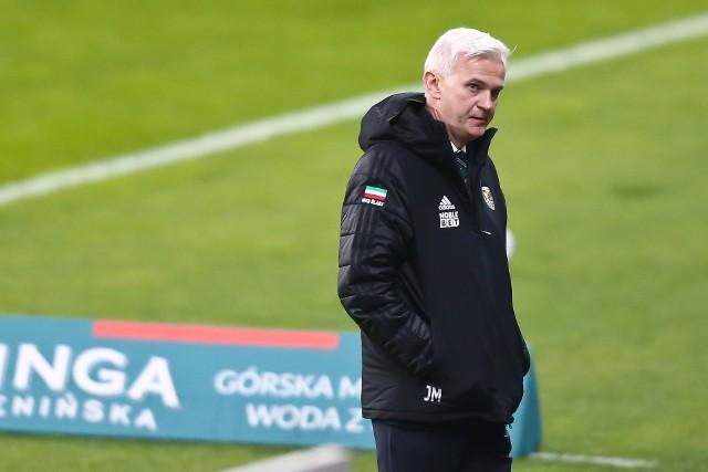 Jacek Magiera uważa, że Konrad Poprawa powinien zostać w Śląsku Wrocław, bo Legia Warszawa de facto go nie chce