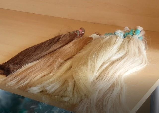 Przemyt ponad 5 km ludzkich włosów z Ukrainy do Polski udaremnili celnicy z przejścia granicznego w Medyce.