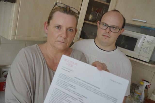 Sylwia Meller, mama Michała uważa za absurdalne uzasadnienie komisji, która uznała, że jej syn z zespołem Downa może funkcjonować samodzielnie