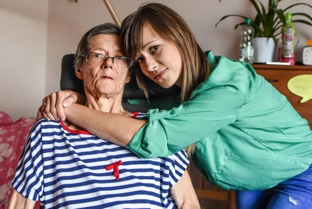 Walczy o godne życie z Parkinsonem