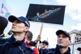 Ponad połowa poznańskich policjantów wzięła L4. Na akcje zza biurek wyciągani są kierownicy