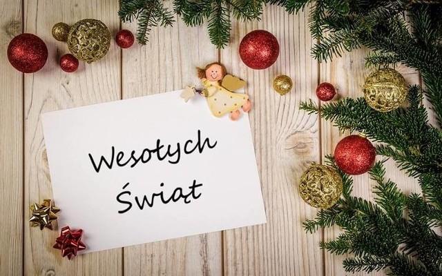 Boże Narodzenie 2018 życzenia świąteczne Sms Gotowe