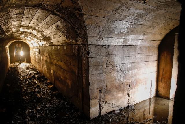 Szczelina przeciwlotnicza odkryta pod dworcem PKS w Opolu będzie rozebrana