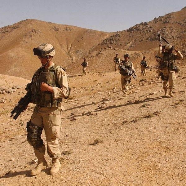 W operacji sił koalicji zginęło lub zostało rannych ponad stu talibów