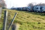 Utrudnienia na autostradzie A4 pod Wrocławiem. Zepsuła się ciężarówka