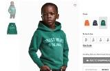 H&M w ogniu krytyki. Przeważyła jedna nieprzemyślana reklama z czarnoskórym chłopcem