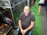 Niepełnosprawny Robert Działowski z Kostrzyna nad Odrą potrzebuje wózek inwalidzki. Pomożecie?