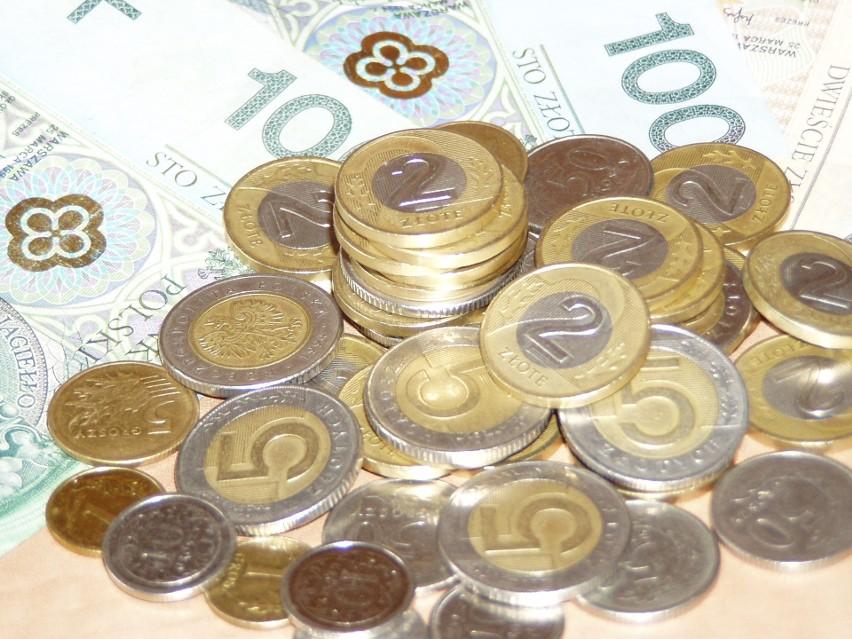 Pieniądze na mieszkanie...
