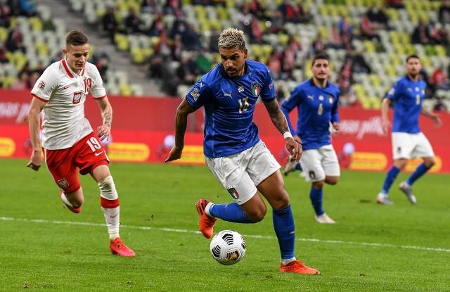 Na inaugurację Euro 2021 Włosi (w błękitnych koszulkach) zagrają z Turkami