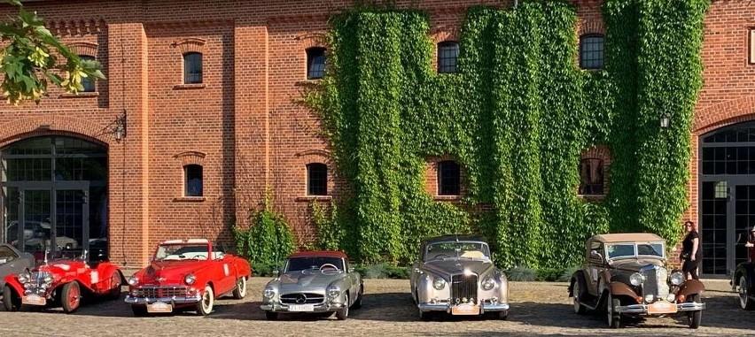 Klasyczne auta można zobaczyć na żywo jeszcze w niedzielę 9...