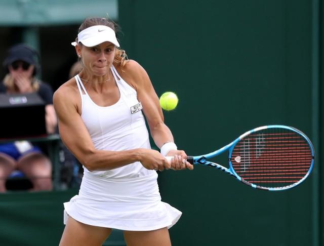 Magda Linette w turnieju w Rzymie trafiła na rywalkę z najwyższej półki