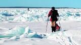 Polarna wyprawa w rejon rosyjskiej Karelii, czyli na nartach po Morzu Białym