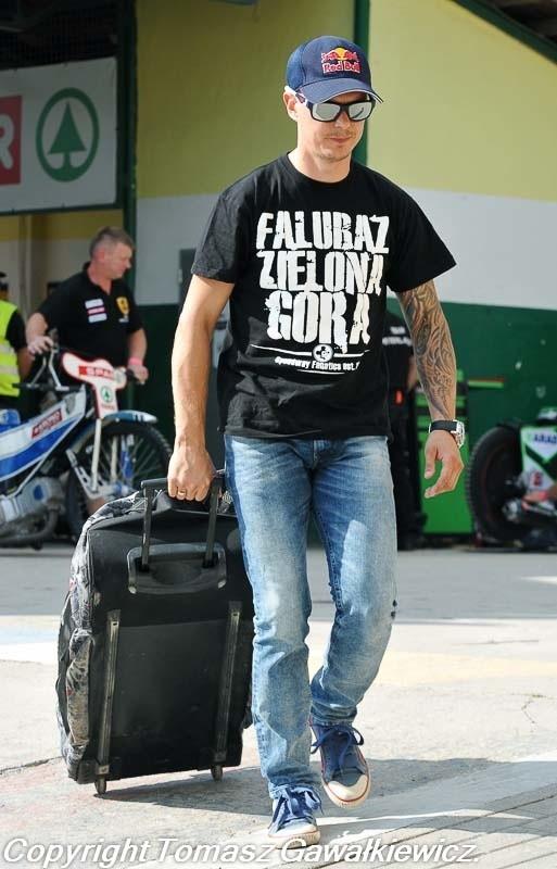 Stelmet Falubaz vs Betard Sparta Wrocław 49:41...