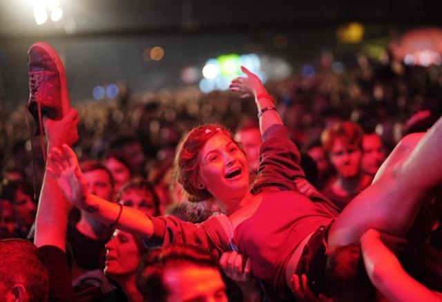 Jerzy Owsiak zdradził datę Pol'and'Rock Festiwalu 2020. To zdjęcia z tegorocznego festiwalu