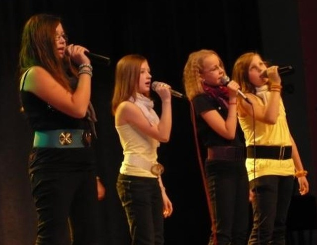 Konkurs piosenki niemieckiej w Oleśnie