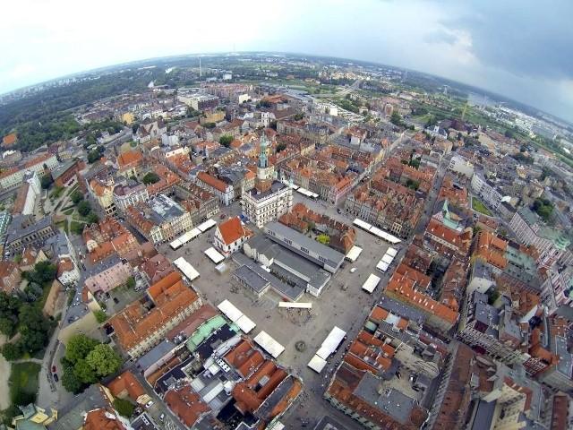 Czy Poznań wkrótce stanie się metropolią?