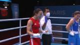 Sandra Drabik z Kielc zdobyła kwalifikację na igrzyska olimpijskie w Tokio! W Paryżu w decydującej walce pokonała zawodniczkę z Serbii