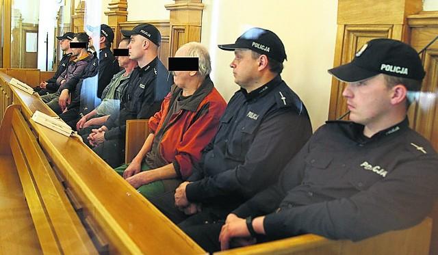 Zdjęcie z jednej z rozpraw procesu, który w I instancji odbywał się przed Sądem Okręgowym w Rzeszowie