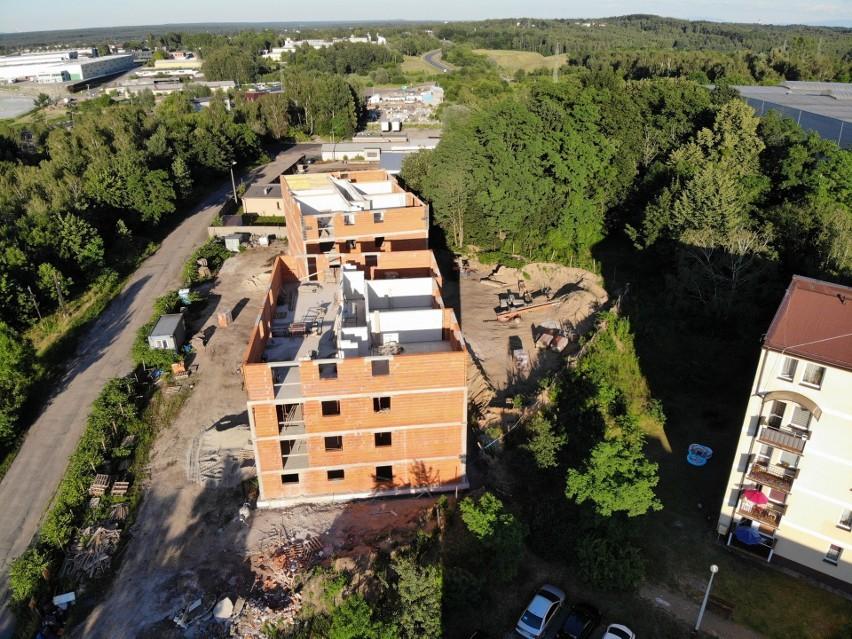 W Rybniku budują nowe mieszkania komunalne...