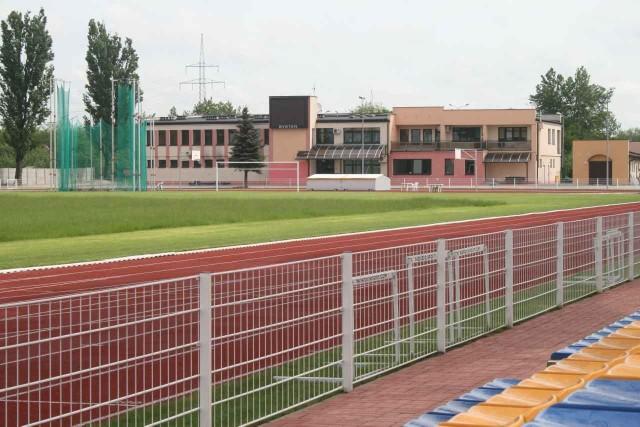 Pompy ciepła zostaną zainstalowane m.in. na stadionie na osiedlu Kuźniczka.