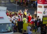Tour de Pologne 2020. Sprawca wypadku Jakobsena wyrzucony z wyścigu! Jego ofiara zwycięzcą etapu