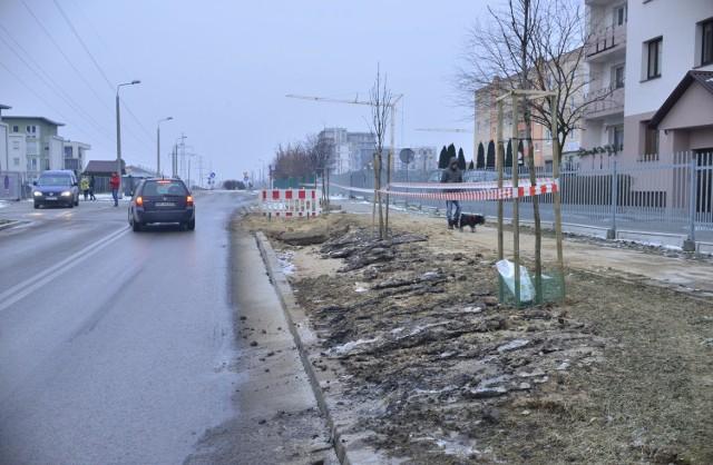 We wtorek awaria wodociągu miała miejsce w okolicach ulicy Paderewskiego w Radomiu.