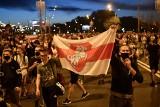 Białoruś protestuje. Reżim ogłosił zwycięstwo Łukaszenki