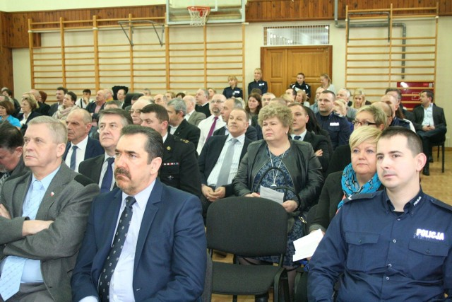 Debata powiatowa odbyła się w lutym br.