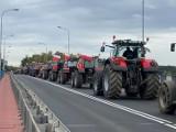 Protesty rolników w Łódzkiem. Agrounia zablokuje drogę koło Zduńskiej Woli. Utrudnienia dla kierowców w środę 21 października