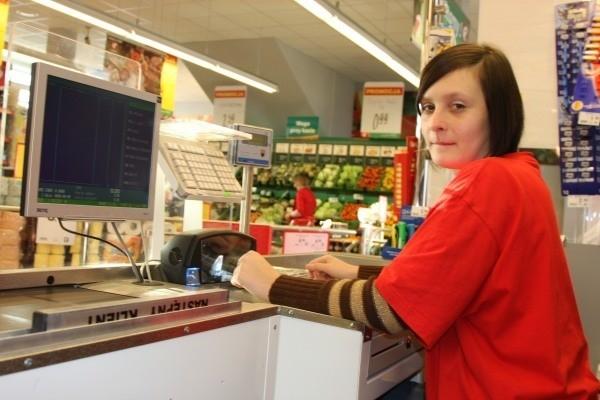 Weronika Kromska ze sklepu Eko przy ul. Kolejowej nie będzie mogł we wtorek, ani w środę przez siedem godzin uruchomić kasę fiskalną.