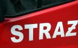 Nocny pożar w fabryce słodyczy w Belsku Dużym. Dwóch pracowników w szpitalu
