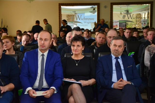 """W Chmielnie odbyła się konferencja """"Nowe zagrożenia w uprawie truskawki"""""""