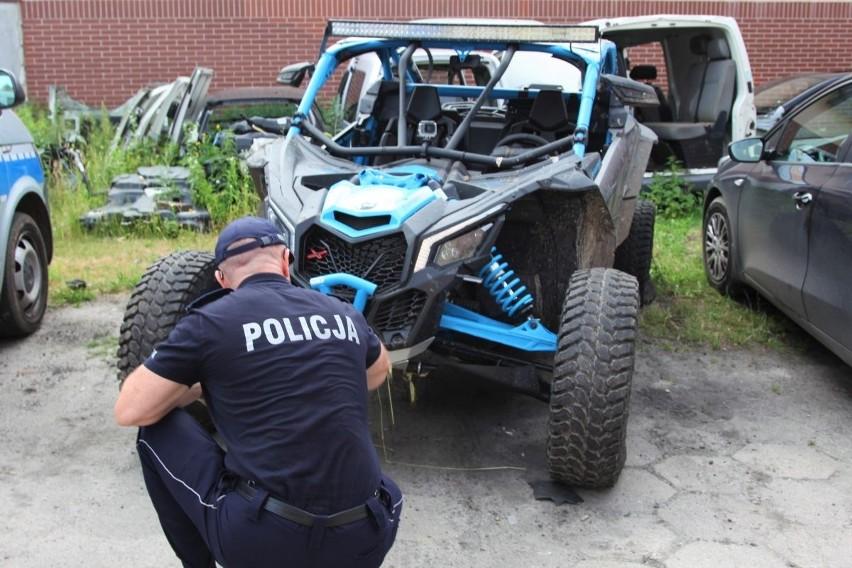 Mężczyzna podejrzany o spowodowanie wypadku w Żarach na ul....