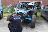 26-latek potrącił mężczyznę w Żarach i uciekł z miejsca wypadku. Pieszy z ciężkimi obrażeniami trafił do szpitala