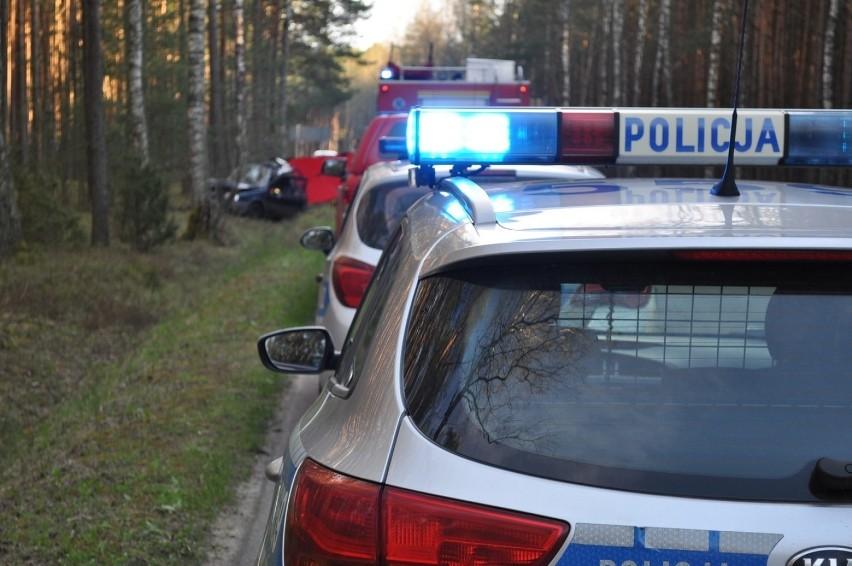 Śmiertelny wypadek w Zimnych Zdrojach w środę, 5.05.2021 r....